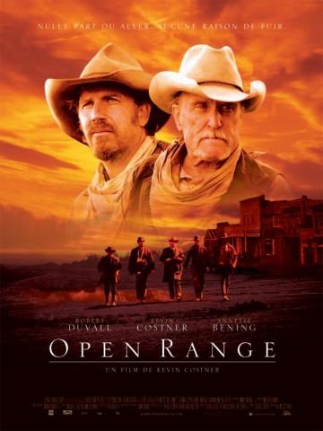 Affiche Open Range