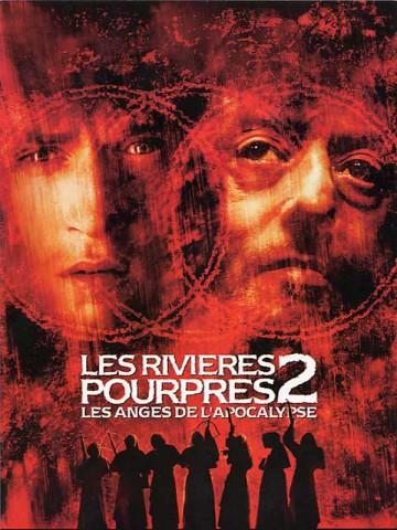 Affiche Rivières pourpres 2 (Les): les anges de l'apocalypse