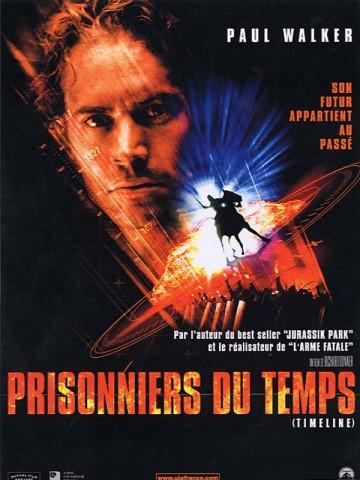 Affiche Prisonniers du temps