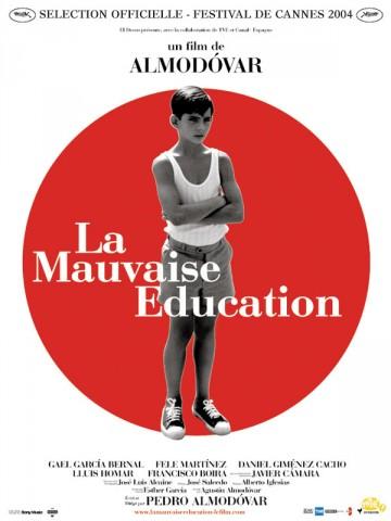Affiche Mauvaise Education (La)