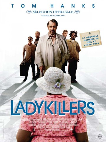 Affiche The Ladykillers