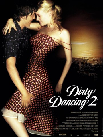 Affiche Dirty Dancing 2