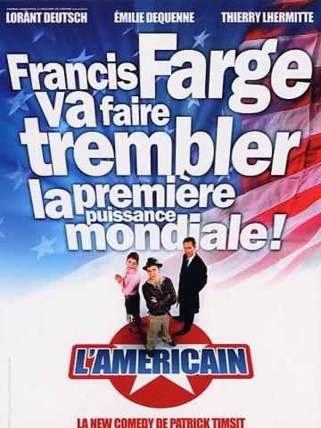 Affiche Américain (L')