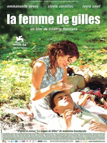 Affiche Femme de Gilles (La)