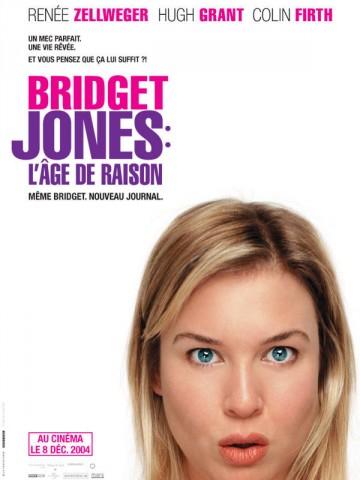 Affiche Bridget Jones, l'âge de raison