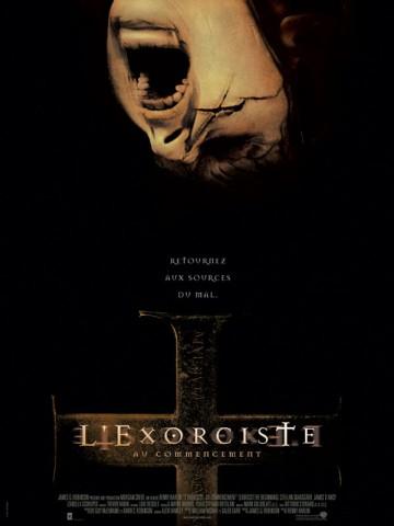 Affiche Exorciste: au commencement (L')