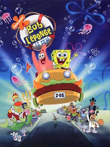 Affiche Bob l'éponge