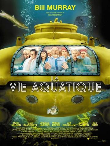 Affiche Vie aquatique (La)