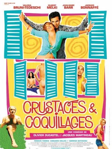 Affiche Crustacés et coquillages