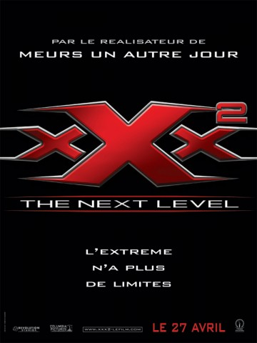 Affiche xXx 2: The next Level