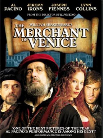 Affiche Marchand de Venise (Le)
