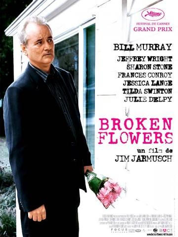 Affiche Broken Flowers