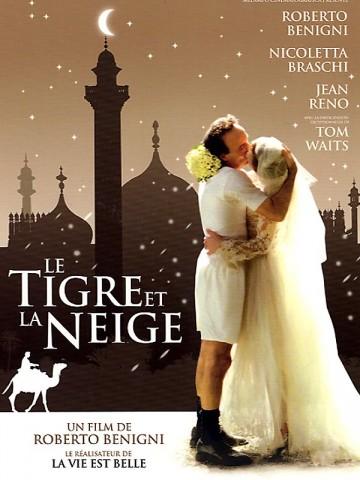 Affiche Tigre et la neige (Le)
