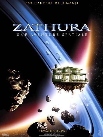 Affiche Zathura - Une aventure spatiale