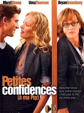 Affiche Petites Confidences (à ma psy)