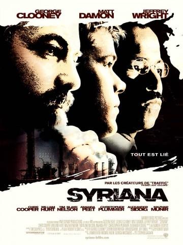 Affiche Syriana