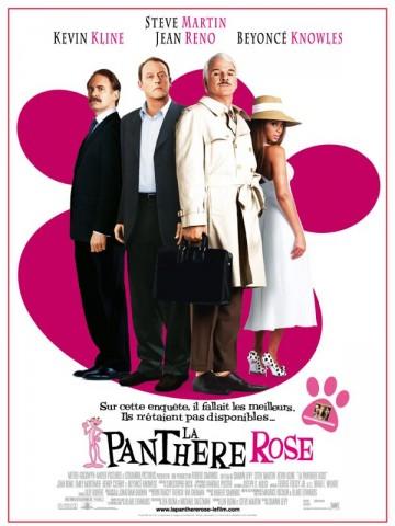 Affiche Panthère Rose (La)