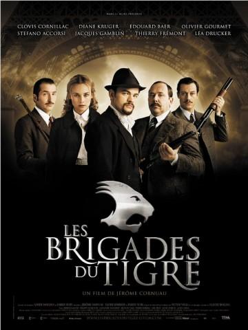 Affiche Brigades du Tigre (Les)