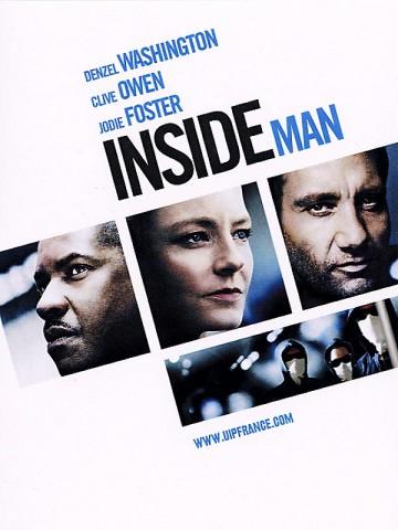 Affiche Inside Man