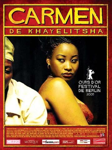 Affiche U-Carmen E-Khayelitsha