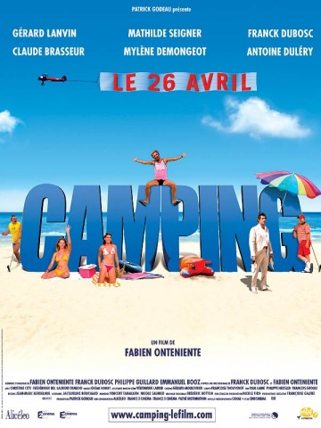 Affiche Camping