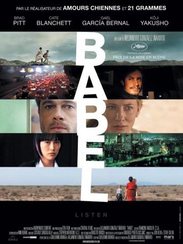 Affiche Babel