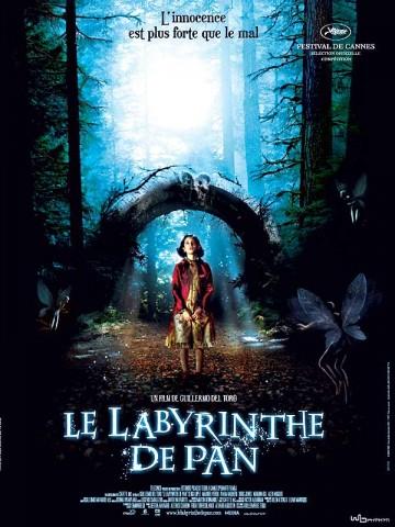 Affiche Labyrinthe de Pan (Le)