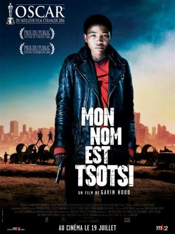 Affiche Mon nom est Tsotsi