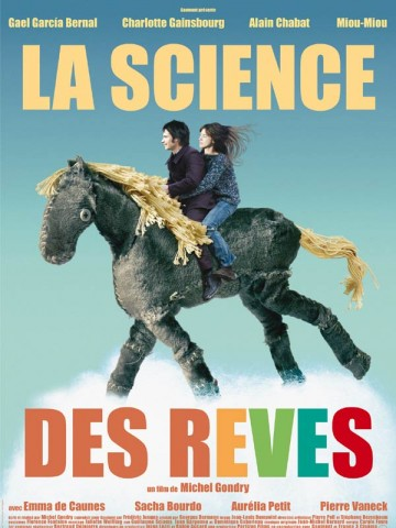 Affiche Science des rêves (La)