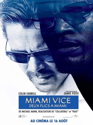 Affiche Miami Vice