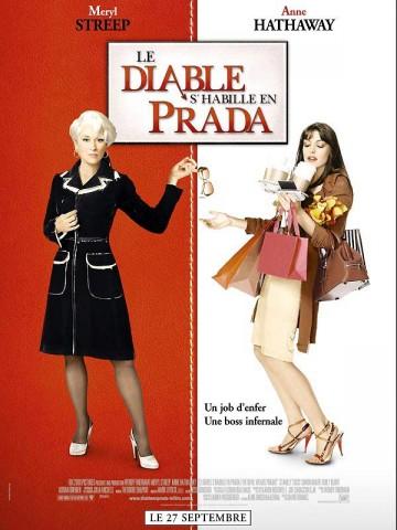 Affiche Diable s'habille en Prada (Le)