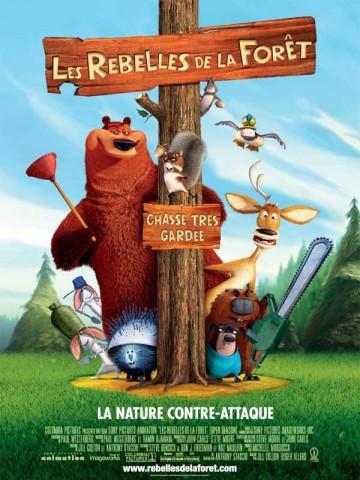 Affiche Rebelles de la forêt (Les)