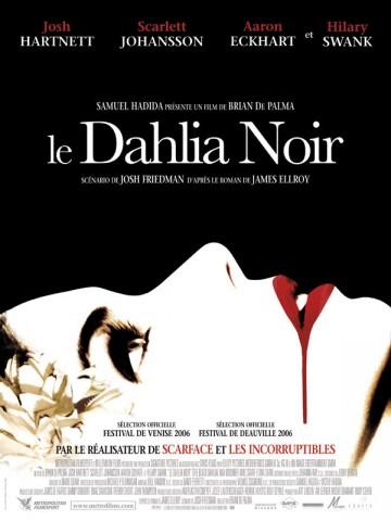 Affiche Dahlia noir (Le)