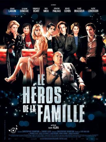 Affiche Héros de la famille (Le)