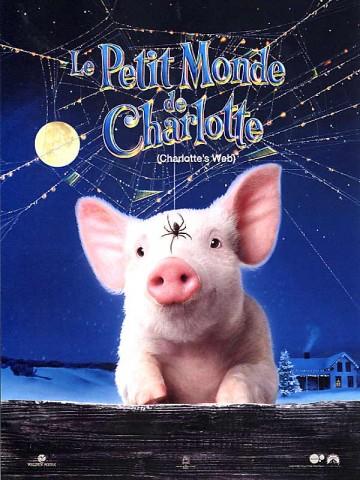 Affiche Petit Monde de Charlotte (Le)