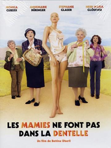 Affiche Mamies ne font pas dans la dentelle (Les)