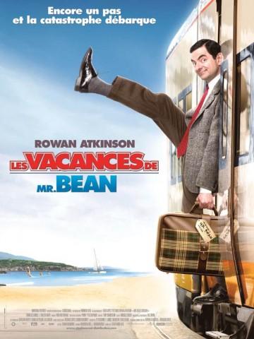 Affiche Vacances de Mr. Bean (Les)