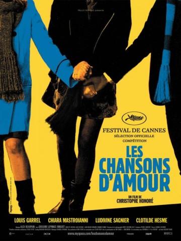 Affiche Chansons d'amour (Les)