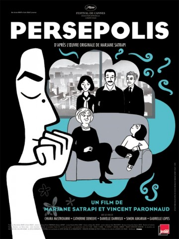 Affiche Persepolis