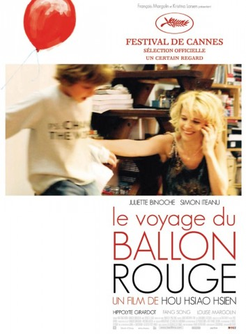Affiche Voyage du ballon rouge (Le)