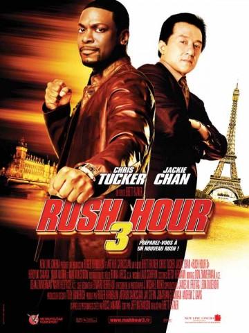 Affiche Rush Hour 3