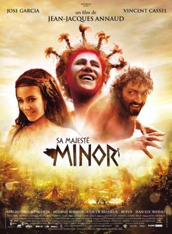 Affiche Sa Majesté Minor
