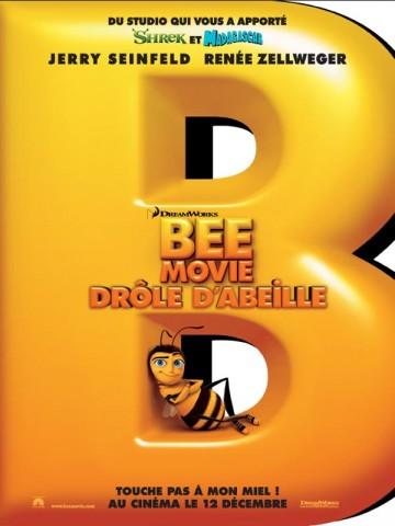 Affiche Drôle d'abeille