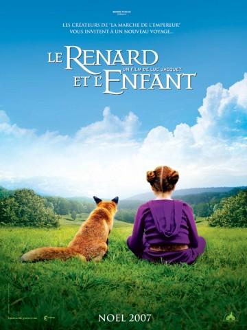 Affiche Renard et l'enfant (Le)