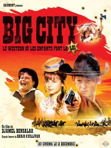 Affiche Big City