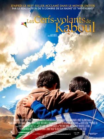 Affiche Cerfs-volants de Kaboul (Les)