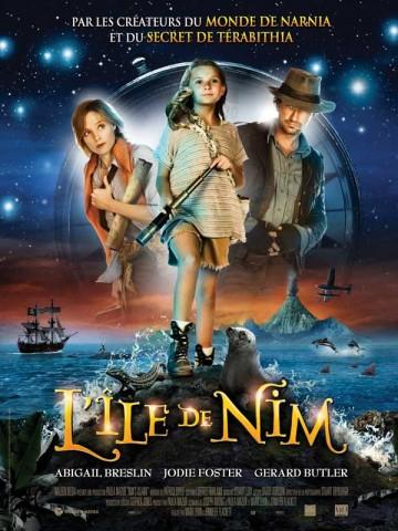Affiche Île de Nim (L')