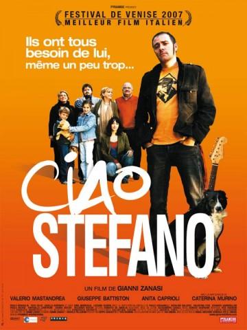 Affiche Ciao Stefano
