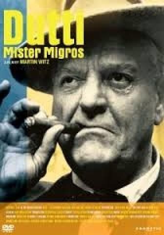Affiche Dutti - Monsieur Migros