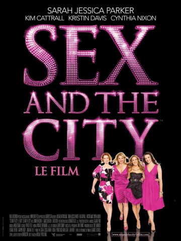 Affiche Sex and the City - le film